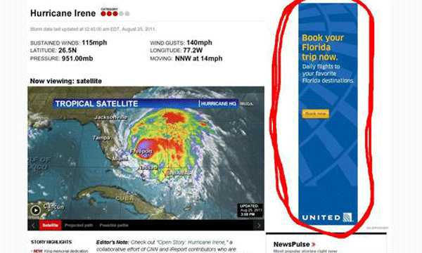 Florida Hurricane