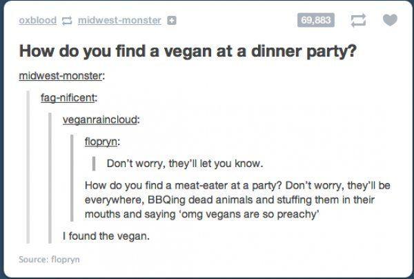 Found The Vegan