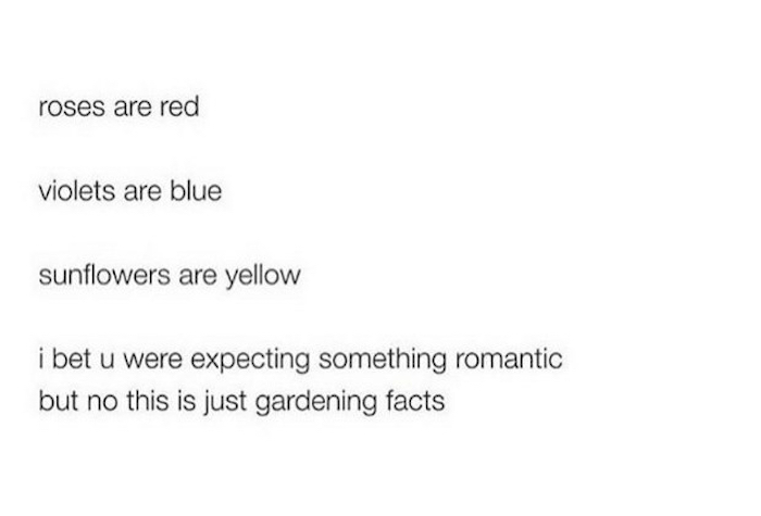 Gardening Facts