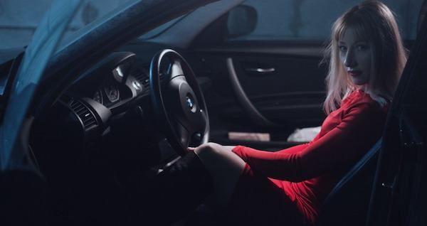 Google Test Drives Self Driving Car