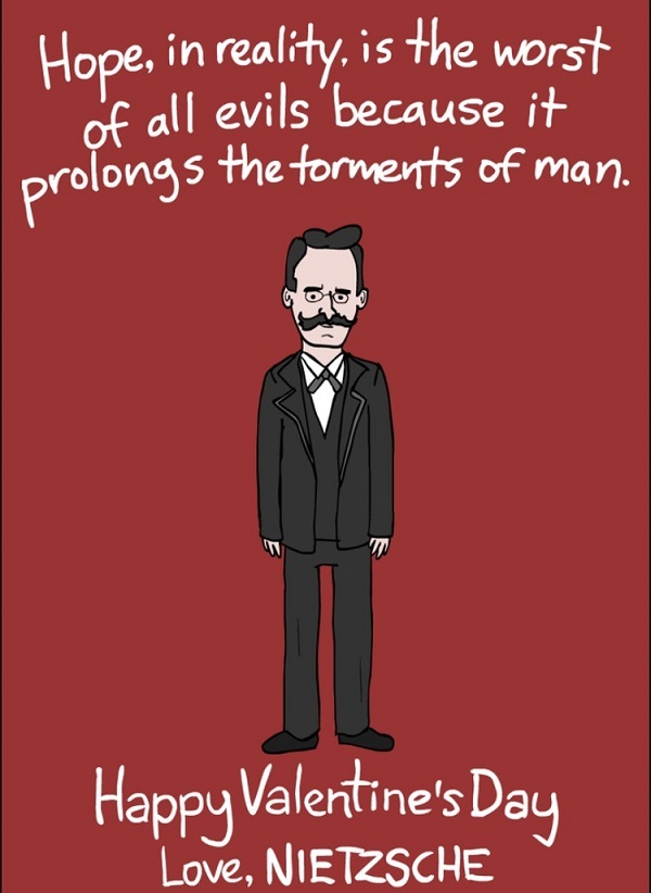 Hope Torments Funny Valentines