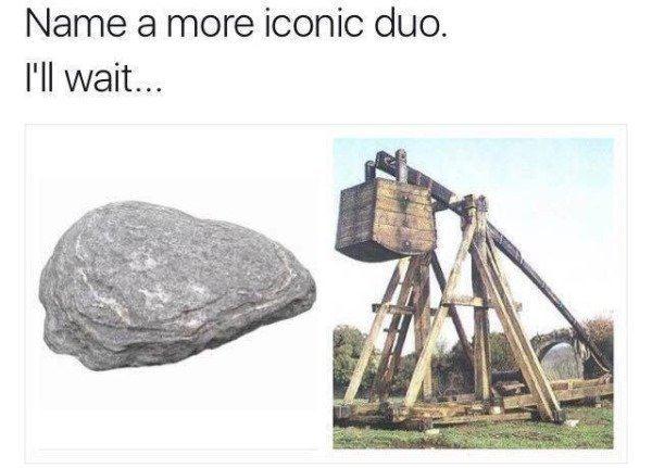 Iconic Duo