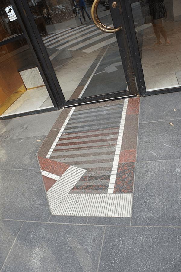 Imperfect Floor Design