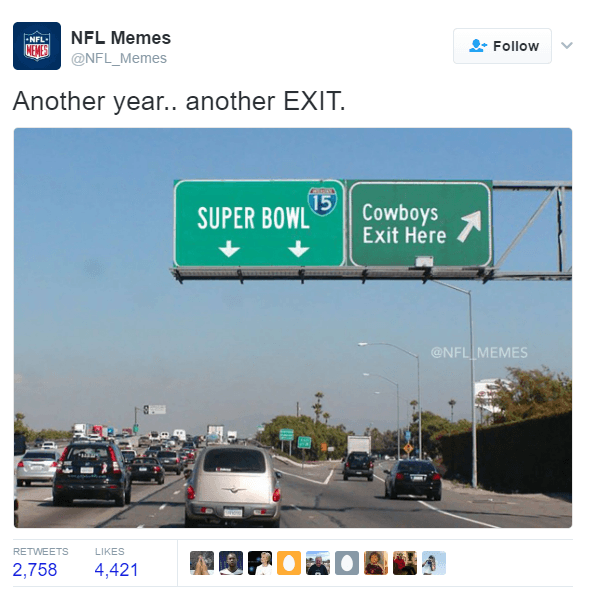 Interstate Exit