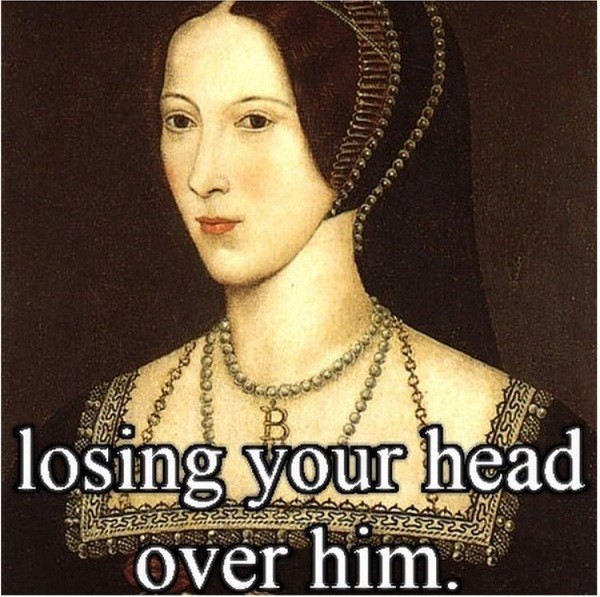Lose Your Head History Funny