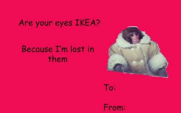 Lost In Your IKEA Eyes