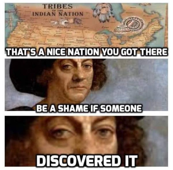 Nice Nation You Got There