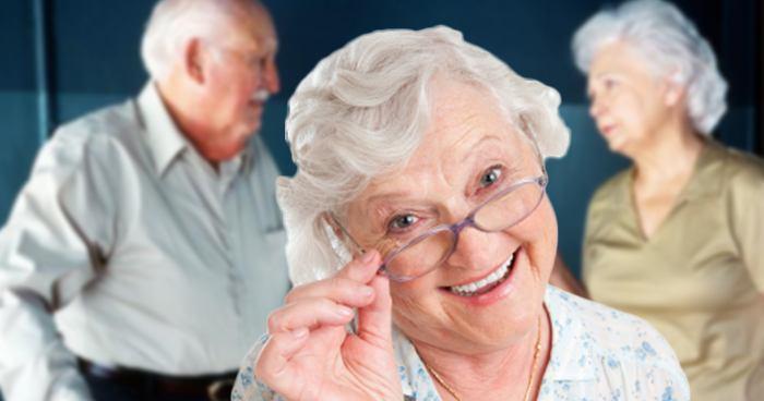 Nosy Grandma