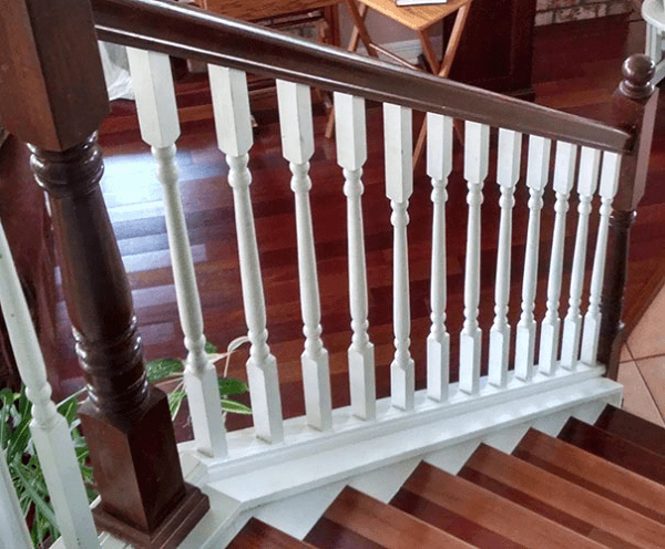Notice Stair Traversing