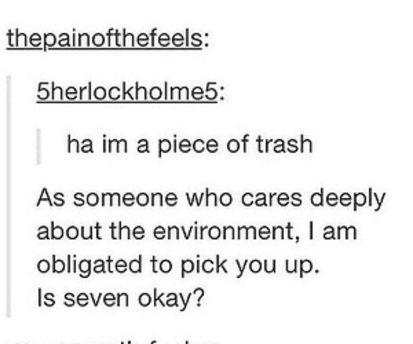Piece Of Trash