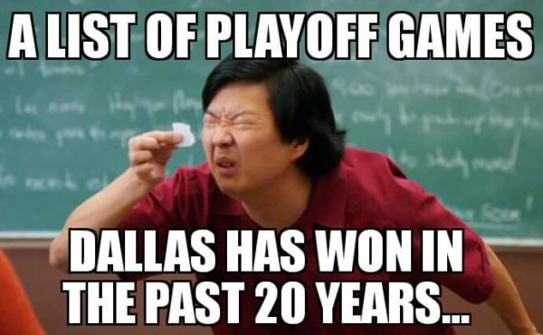 playoff wins e1486164755385 29 dallas cowboys memes for people who enjoy drinking their tears