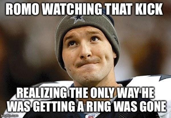 Romo Kick