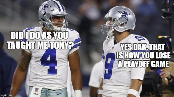 Tony Romo Dallas Cowboys Memes