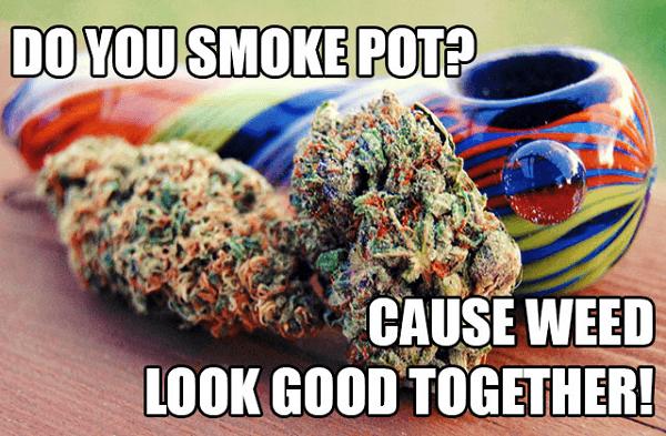 Smoke The Weed Up