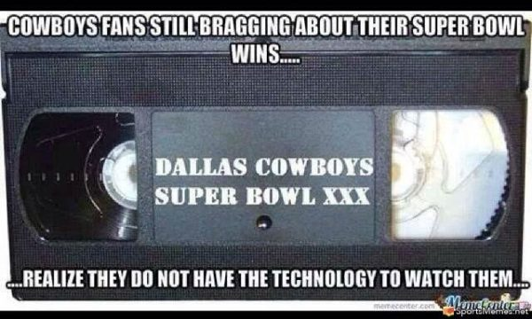 Super Bowl Vhs