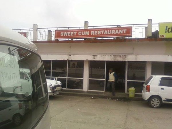 Sweet Cum Restaurant
