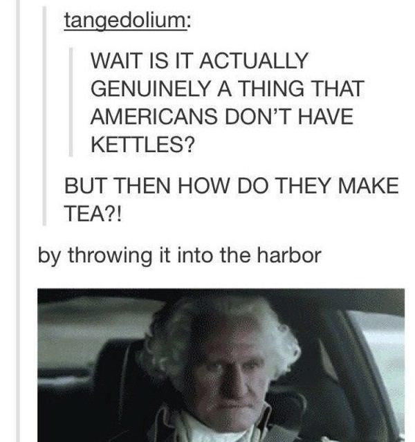 Tea In The Harbor History Memes