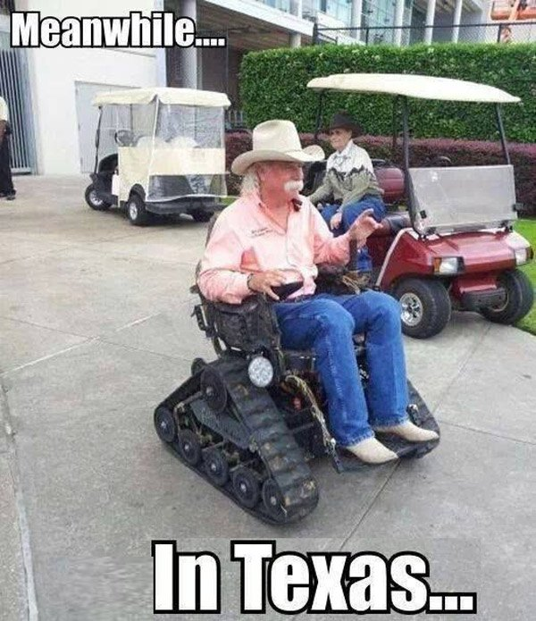 Texas Wheelchair