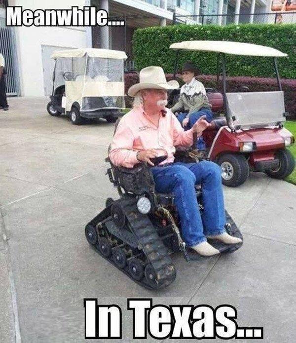 Texas Wheelchair