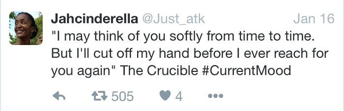 The Crucible Quote