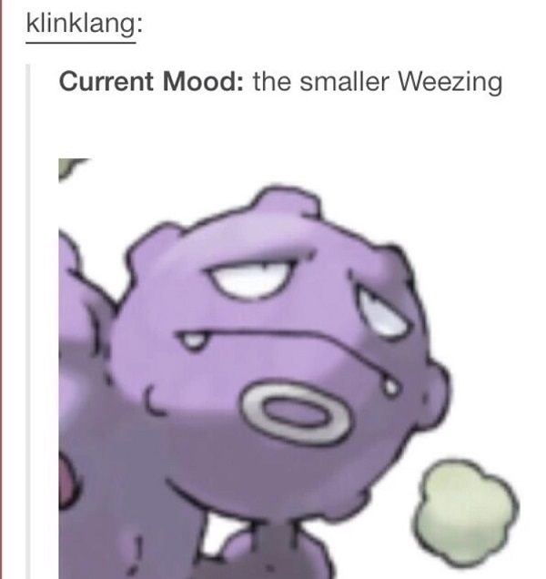 The Smaller Weezing