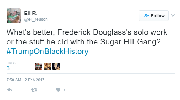 Trump Sugar Hill Gang
