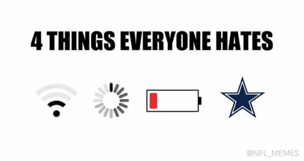 Funny Pictures About The Dallas Cowboys