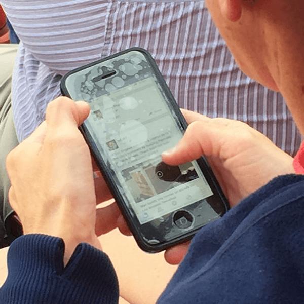 Unorganized Mobile Phone