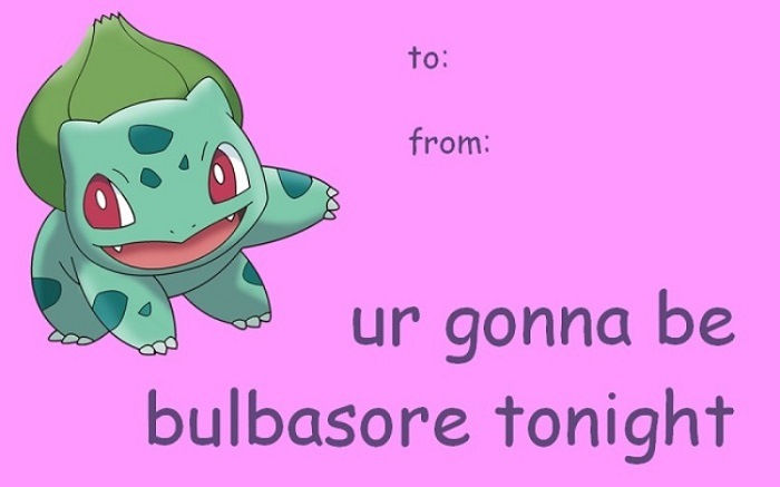 Ur Gonna Be Bulbasore