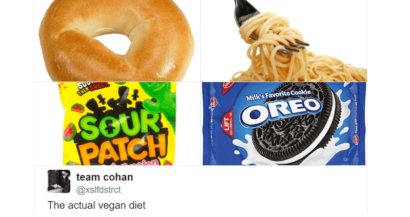 Vegan Diet Picture
