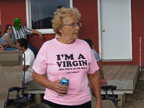 Virgin Shirt