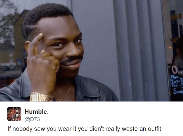 Waste An Outfit