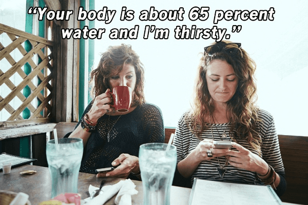 Water And Thirst