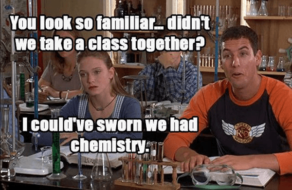 We Got Chemistry