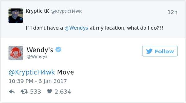 Wendys Move