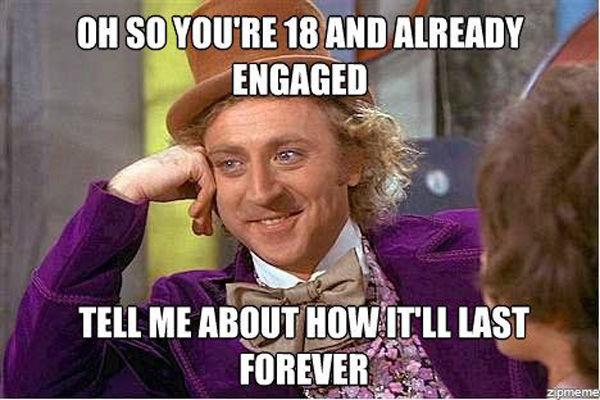 18 Engaged
