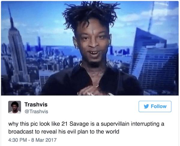 21 Savage Memes Batman