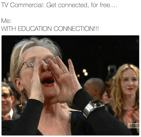Meryl Streep Singing TV Commercial
