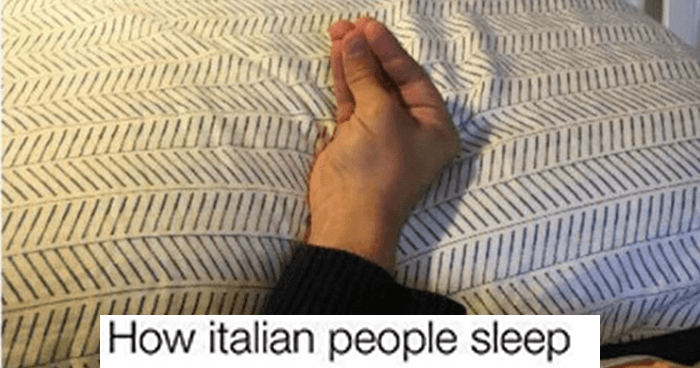 OG image sleep 32 italian memes that will make you start talking with your hands