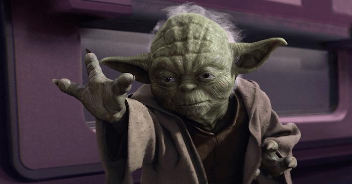 Consentual Sex With Yoda
