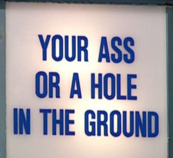 A Hole In The Ground