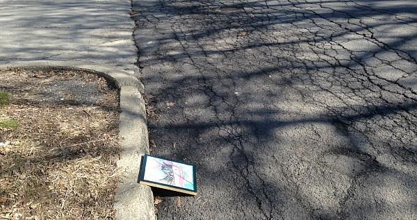 Accidentally Misplace Shitty Art Katie Aclu