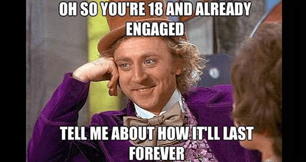 Already Engaged