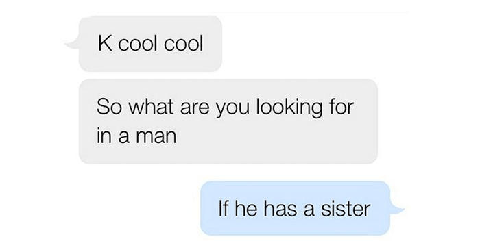 Any Sisters