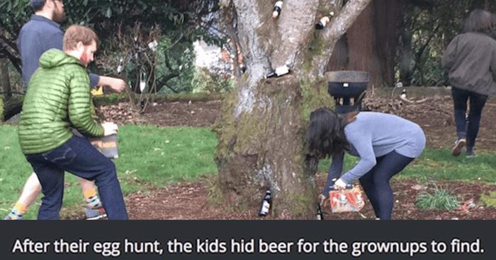 Beer Hiding