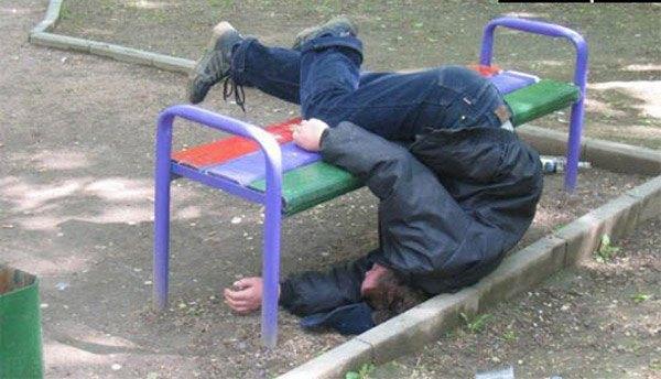 Bench Guy