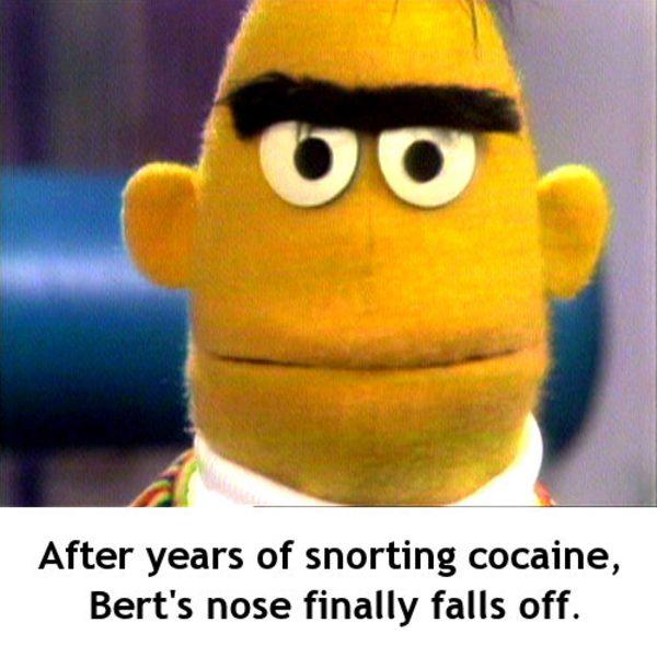 Bert Cocaine