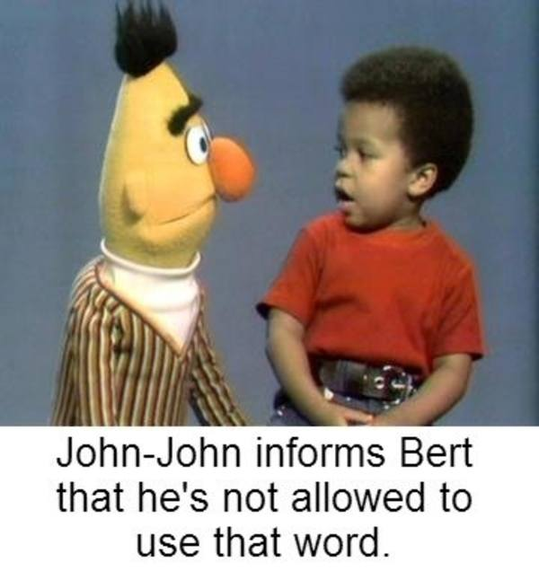 Bert That Word