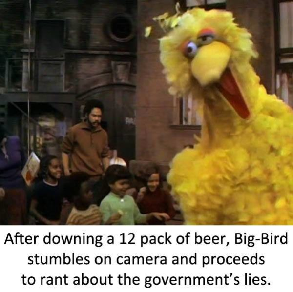 Big Bird Beer