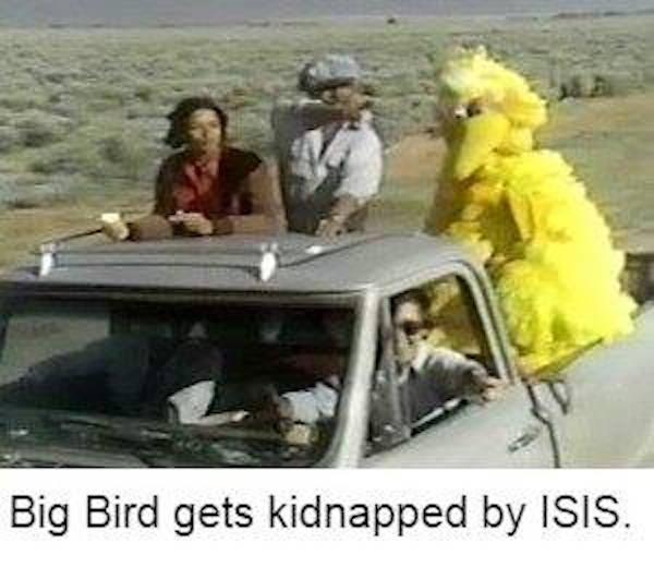 Big Bird Isis